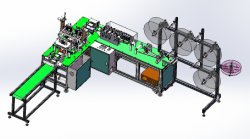 기계, 가면 제작자 기계를 만드는 외과 가면