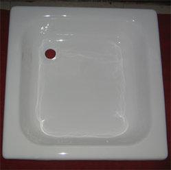الصفحة الرئيسية استخدام الديكور الأخضر لفة أعلى الحديد المصبوب قدم حوض استحمام مع طلاء طلاء ألوان مخصص