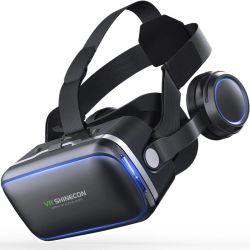2021 occhiali per realtà virtuale G04e 3D VR con vendita a caldo Cuffie