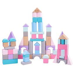 O GER Amostra Madeira Educativo Bebê Building Block Brinquedos Definido