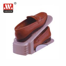 조정가능한 저장 홈을%s 플라스틱 단화 선반 또는 구두 가게 또는 상점