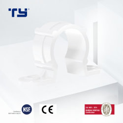 Clip ASTM PVC-U Kunststoff-Entwässerungsrohre für Wasserleitungen Preisliste
