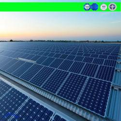 平屋根の上または地面またはCarport/BIPV/Agriculture/Fishの農場のOffgrid 2kwのホームシステムのための中国の屋根の太陽電池パネルの取り付けレールかStentまたはラックまたはブラケット