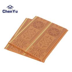 2020 Impresión PVC caliente vender decorativo Panel de pared de PVC de techo