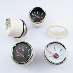 0-190 أوم أو 240-33 أوم مقياس مقياس مستوى المياه/الوقود/خزان الزيت المدورة مقاس 52 مم
