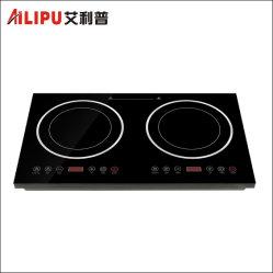 Brenner-Induktions-elektrischer Kocher-Ofen des Hotel-Küche-Geräten-2