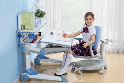 طاولة دراسة أطفال متعددة الوظائف ومقعد ذو ارتفاع قابل للضبط