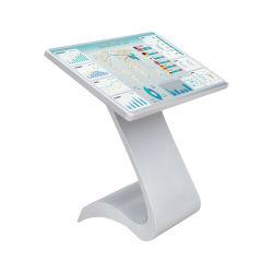 듀얼 스크린 32인치 실외 인클로저 더블 디스플레이 디지털 터치 스크린 결제 키오스크