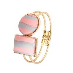 2020 Nouvelle amende Résine acrylique Mesdames Bijoux Bracelet Bangle Dessins ou Modèles avec prix