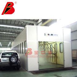 Chuveiro de água do estande de teste da linha de teste para a fábrica de automóveis