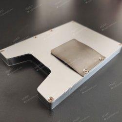 Kundenspezifische Präzisions-Metalteile, maschinell bearbeitende Aluminiumteile