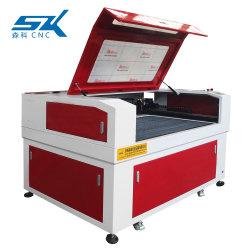 CO2 machine à couper et à graver au laser Bois papier acrylique cuir Vitre laser pour machine à graver en plastique