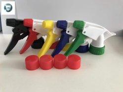 Plástico pulverizador de gatillo coloridos, Trigger dispensador de mano de la botella higienizador