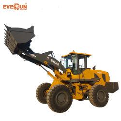 Everun Er35 колесный погрузчик строительная техника для продажи