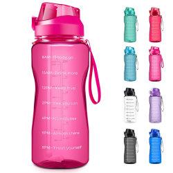 54ozsports 물병 실외 피트니스 슈퍼 사이즈 스페이스 보틀반갤론 바운스 빨대병 플라스틱 물병 BPA Tritan BPA free 물 용기