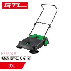 Spazzatrice industriale esterna dell'interno di spinta della mano del pavimento di spinta elettrica della mano (HPS800-B)