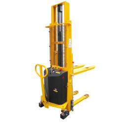 1000 2000 3000kg 1 2 3 Ton manual hidráulico do carro elevador empilhador