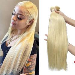 Beauty 613 Bundle Bionda economici capelli brasiliani Weave Straight umano Ciuffi di capelli 100% naturali