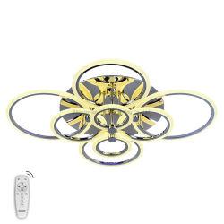 Haste pendente Luminária de teto limite de iluminação moderna da Lâmpada de Teto