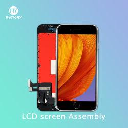 قطع غيار هواتف محمولة حساسة بالكامل ذات تكلفة منخفضة لشركة تصنيع المعدات الأصلية (OEM) في كوانغ تشو بالجملة يتم عرض شاشة اللمس الخاصة بوحدة شاشة LCD المسطحة غير المقفلة للأجزاء لجهاز iPhone 8 غ