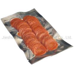 Nylon impreso personalizado bolsa de plástico envases de alimentos de laminado de aluminio bolsas de vacío