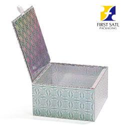 Le design de mode Glitter Shinny emballages en papier cadeau de Noël de stockage des bijoux de regarder le chocolat de mariage vêtement cosmétiques Chaussures Boîte de pliage