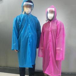La protection des adultes Dispoaible EVA (pluie) Manteau