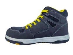 أحذية السلامة على طريقة السير على الأقدام أحذية العمل ذات الزوارق الفولاذية شهادة CE
