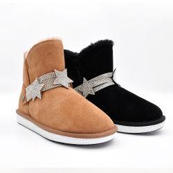 Stivali da neve in pelliccia per sneakers invernali da donna