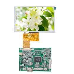 HDMI-ingang LCD-scherm 800 (RGB) X480 LCD-module 4,6 inch TFT LCD-scherm voor inklapbare monitor voor in de auto