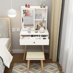 化粧台の寝室の小さい化粧台の簡単な化粧台