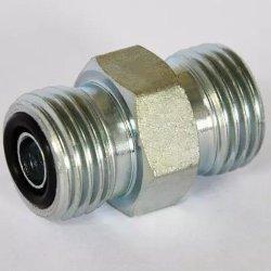 1E 미터법 O 링 직선 평판형 시트 씰링 튜브 피팅