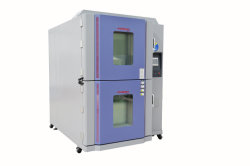 Temperatura e Umidade Alta-baixa câmara de ensaio/Gabinete/Equipamentos/Máquina, choque térmico máquina de teste de laboratório