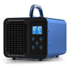 Ionizador do adaptador de 12 V CC de saída de 10000 mg do purificador de ar de ozono Máquina de ozono para gerador de ozono doméstico