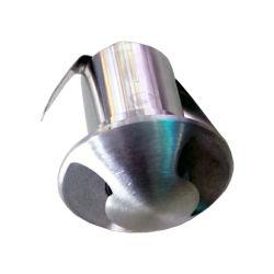 Fabricante profesional de 1W, 2W 3W de acero inoxidable IP68 Dos lados de las luces LED de forma Underground Uplights enterrada