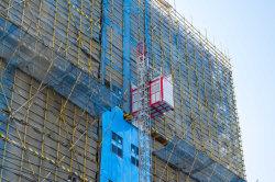 CER anerkannte Baugerät-Aufbau-Hebevorrichtung von Hersteller Sc200/200 Soem erhältlich