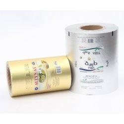 Lámina de Aluminio de papel de envolver la mantequilla el papel del embalaje