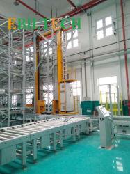 Armazenamento Ebil-Warehouse Serviço Pesado de empilhar paletes Automation Grua do empilhador