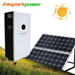 Mise hors tension Allspark Powerwall solaire grille Ess accueil Batterie au lithium LiFePO4 48V 200Ah 10kwh Technologies brevetées