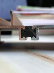 Tira de barrera de aislamiento de perfiles de aluminio Double-Color Thermal-Break inyección