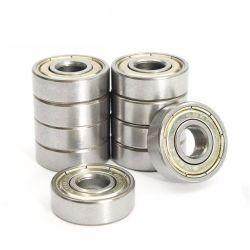 Miniature de haute qualité des roulements à billes à gorge profonde 608, 608ZZ, 608 2RS ABEC-1 ABEC-3