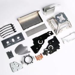 Piezas de soldadura lámina metálica de alta calidad profesional OEM Corte láser