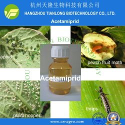 Acetamiprid (95%TC, 98%TC 25% WP, 20%SP, 20%SL, 70%WDG; 60%WP; 3%EC) (135410-20-7)