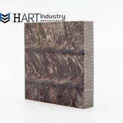 Chrom-Karbid-Testblatt-Abnutzung/Abnutzung beständige plattierte Hardbanding bimetallische Cco Platte