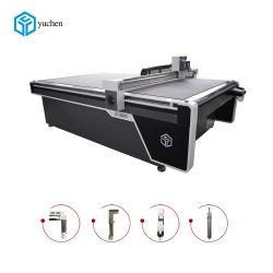 Máquina de corte CNC digital con alta precisión de PVC