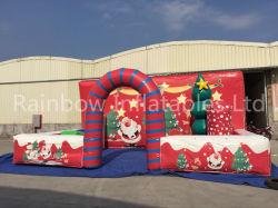 Vacaciones de Navidad personalizadas inflables Show para eventos de publicidad