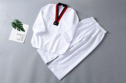 De veelvoudige Jonge geitjes Eenvormige Taekwondo van de Kostuums van Itf Taekwondo van de Vechtsporten van Kleuren Eenvormige