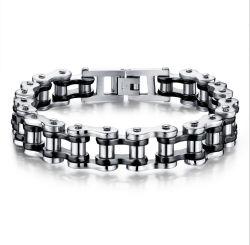 2017方法宝石類の人の魅力316Lのステンレス鋼のブレスレット