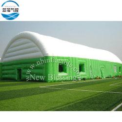 Fabrik-Zubehör-wirkungsvolles riesiges aufblasbares Luft-Abdeckung-Sportzentrum für Verkauf