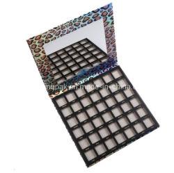Conception personnalisée Palette fard à paupières Emballage boîte compacte cosmétique de l'emballage